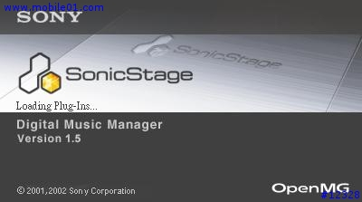 sonicstage 1.5
