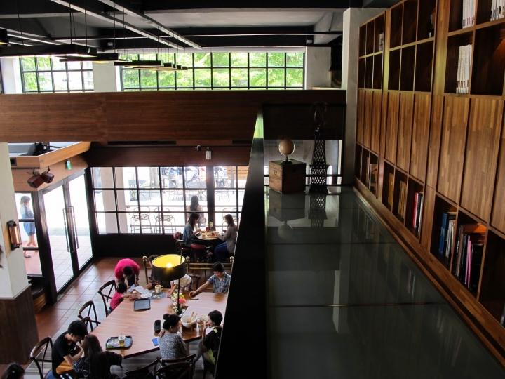 [食記] 高雄。卡啡那Caffaina Coffee Gallery咖啡館(美術館店)