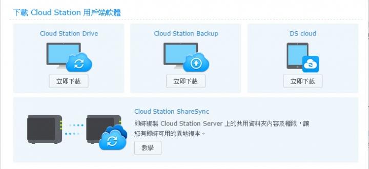 Synology Cloud Station 傻傻的我總是分不清楚- 網路儲存裝置