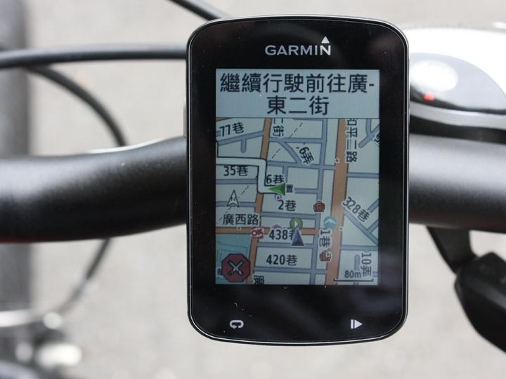 用 VariaVision 自行車智慧顯示器 延伸你的視界,讓 Edge820 自行車衛星導航 陪你 - 86