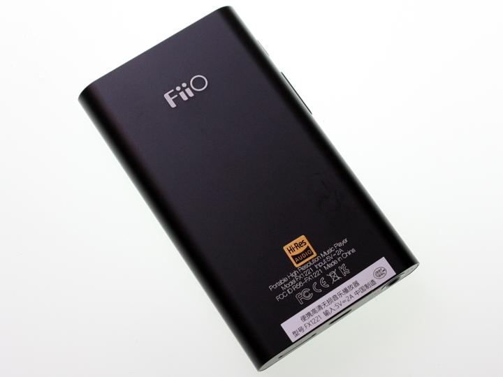 FiiO X1 II Hi-Res AUDIO 無損音樂播放器 開箱暨體驗心得 - 13