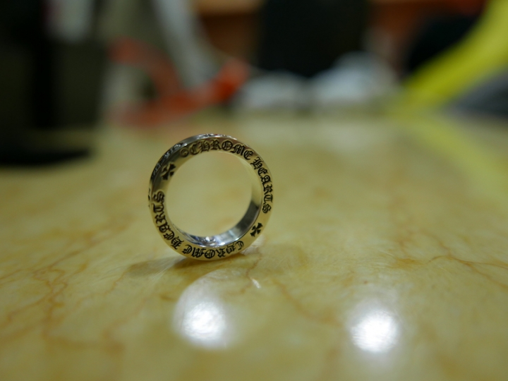 Wedding Ring Spacers 79 Good  Chrome Hearts Spacer