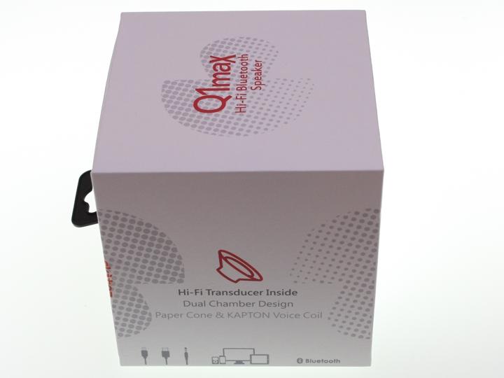 Skitoz Q1max Hi-Fi 2.0 環繞立體聲藍牙喇叭小小一顆!卻帶來超震撼的聆聽感受! - 3