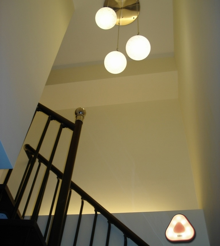 U飯糰《光控 / 警報 / 人體感應LED燈》就像一位居家安全照顧的鋼鐵人IRON MAN - 18