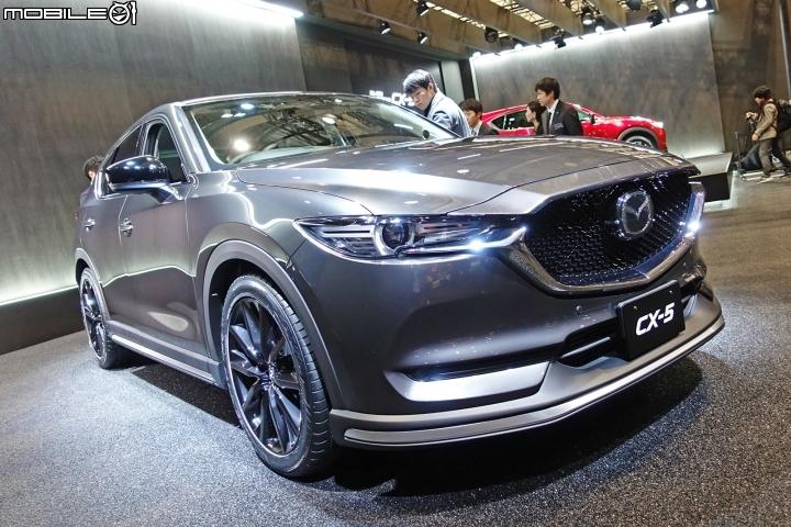 <b>Mazda</b> - 【東京改裝車展】<b>Mazda</b>第二代CX-5登陸<b>日本</b>,現場試坐體驗心得 - 汽車討論區 - Mobile01