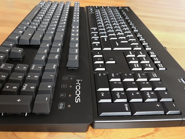 觸發快、手感佳《限量》德國Cherry茶軸 i-Rocks K65M 電競機械式鍵盤好物分享 - 10