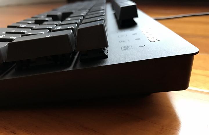 觸發快、手感佳《限量》德國Cherry茶軸 i-Rocks K65M 電競機械式鍵盤好物分享 - 28