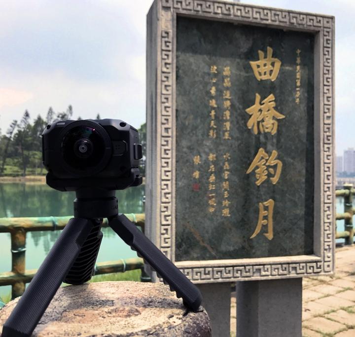 全方位防水 / 全景 / 運動攝影機《GARMIN VIRB 360》嚴酷極限運動一機搞定
