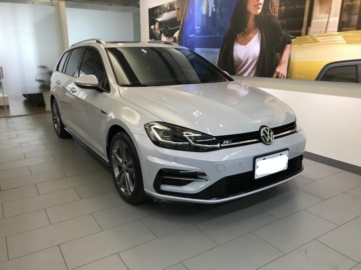 Volkswagen 2018 golf variant r line for R line exterieur golf variant