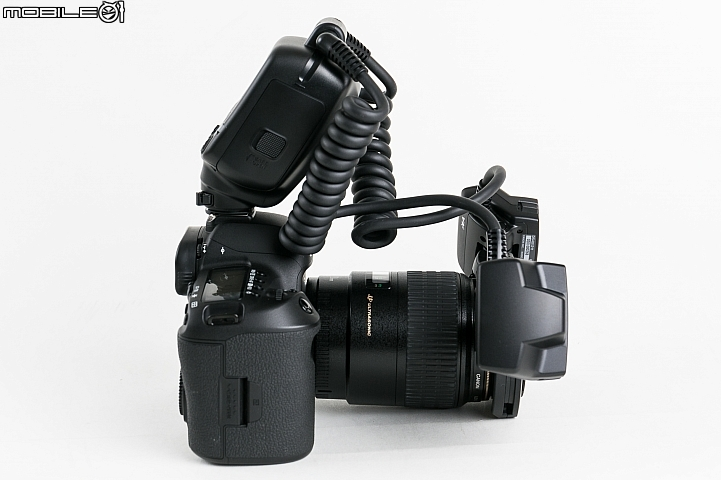 Canon Macro Twin Lite MT-26EX-RT 雙邊微距閃光燈  右側