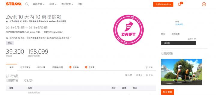 Zwift 正式公布跑步功能Officially Launches Running - 慢跑- 運動討論區