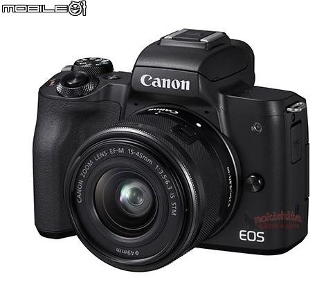 Canon EOS M50(已正式發表)