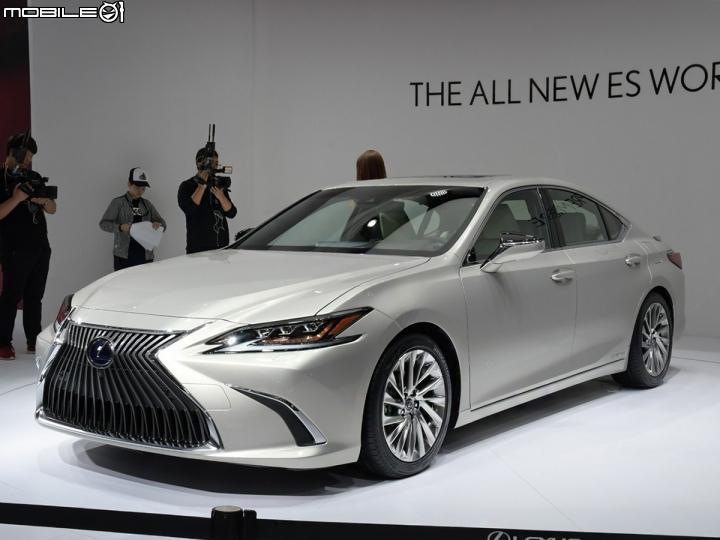 【2018北京車展】F-Sport亮相帥一波!Lexus ES正式發表 (第5頁)