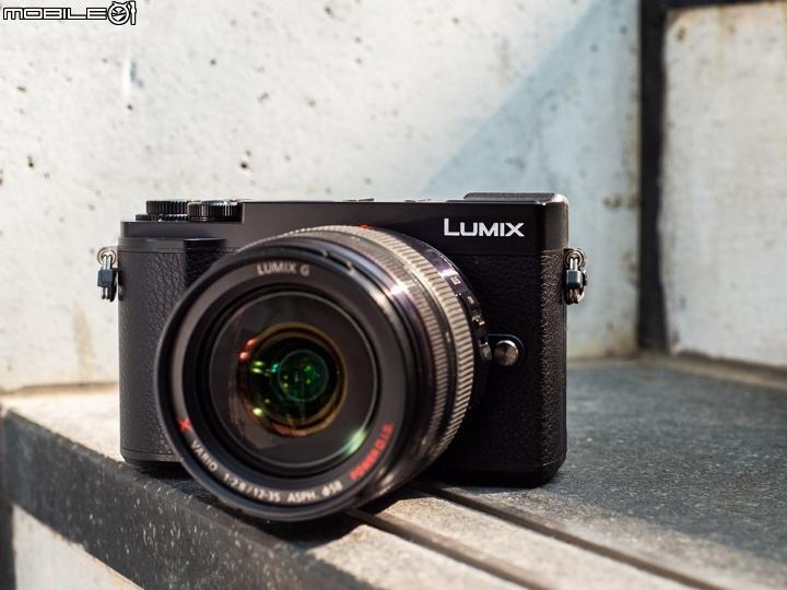 Panasonic Lumix GX9搭載機身五軸防手震、4K錄影、以及可翻式電子觀景窗