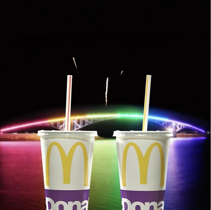 【世界趨勢】九月起英國麥當勞也將禁用塑膠吸管