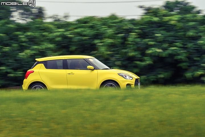 Suzuki Swift Sport-鋼砲本質 迅捷靈活