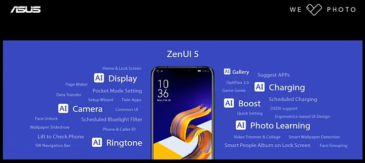 【華碩智慧旗艦Zen由你拍】 Asus Zenfone 5Z 開箱 - 25