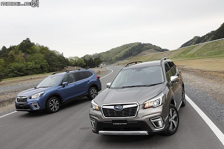 新一代Subaru Forester日本市場上市,諸多貼心進化大公開!