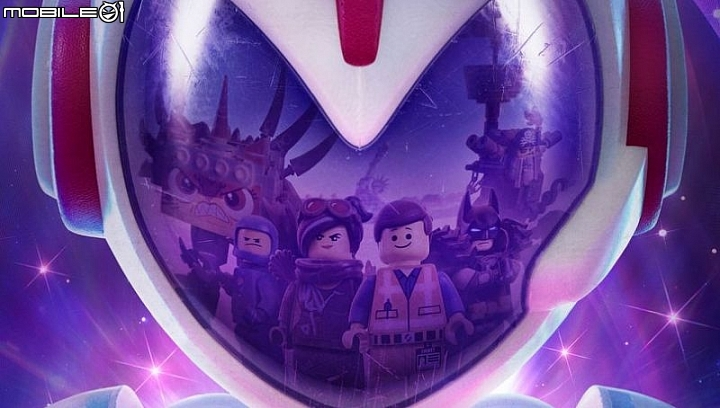 樂高玩電影2 The LEGO Movie 2:The Second Part