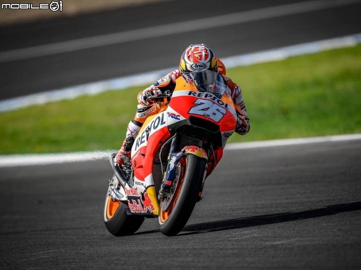 [MotoGP] Dani Pedrosa