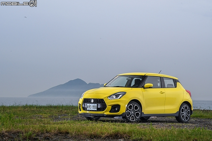 Suzuki Swift Sport-輕量綜合 以小搏大