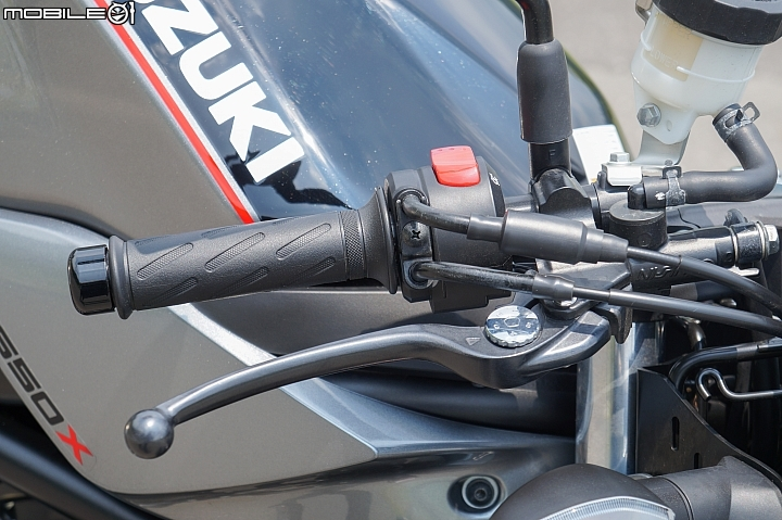 SUZUKI SV650X ABS 可調煞車拉杆