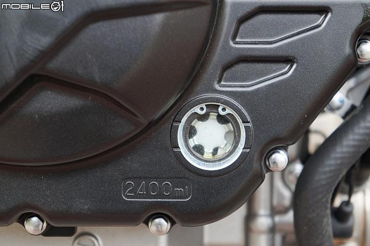 SUZUKI SV650X ABS 引擎與懸吊,機油窗