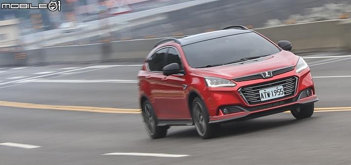 國產中型旗艦SUV頂配加速評比:Luxgen U6 GT220