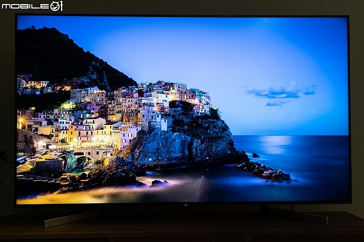 Sony BRAVIA KD-65X9000F 4K HDR TV 4K HDR 影片