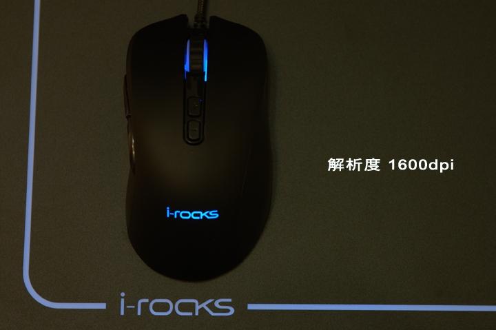 手感絕佳的吃雞神器《 i-Rocks M35 RGB 光磁微動滑鼠 》開箱分享 - 22