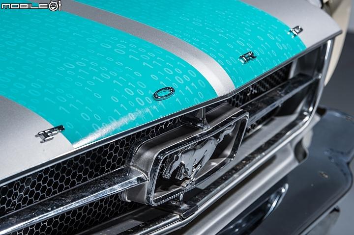 1965 Ford Mustang加裝自動駕駛系統,Goodwood Festival of Speed挑戰Hillclimb!