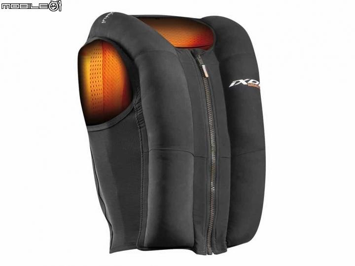 IXON IX-Airbag U03 機車用氣囊背心