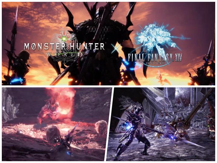 《FF XIV》貝西摩斯、超炫砲裝備導入!《魔物獵人:世界》第四發大型更新8/2登場