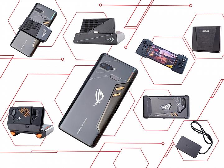 Asus ROG Phone全套大开箱,颠覆行动电竞的使用常识 3