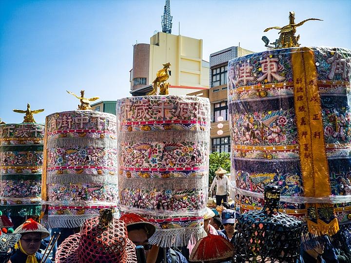 [ZenFone4 Pro]一支手機記錄東港東隆宮的迎王祭典 - 14