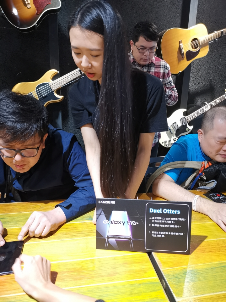 Samsung Galaxy S10系列旗艦體驗會:真10力試玩心得分享 - 23