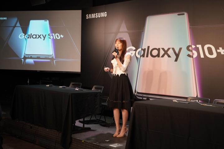 體驗 Samsung Galaxy S10 究極真10力 - 25