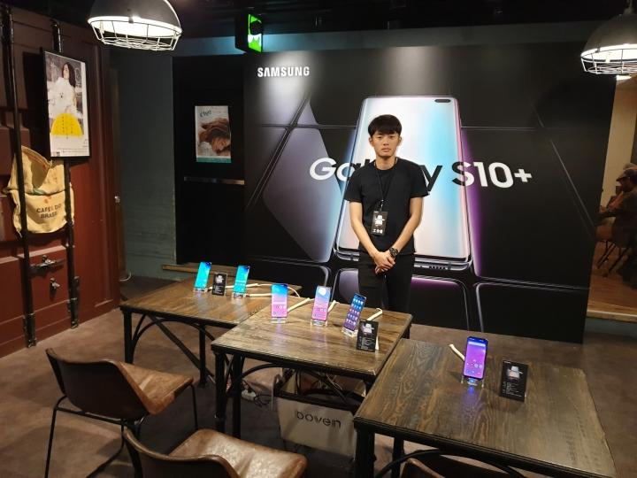 體驗 Samsung Galaxy S10 究極真10力 - 6