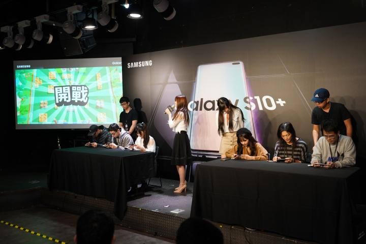 體驗 Samsung Galaxy S10 究極真10力 - 67