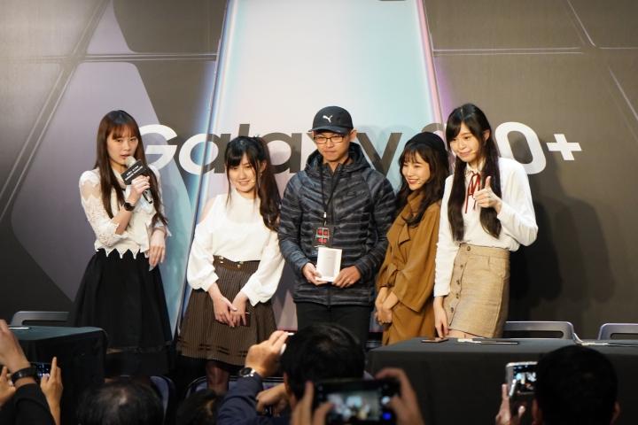 體驗 Samsung Galaxy S10 究極真10力 - 72