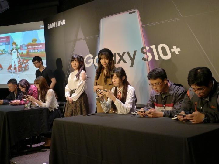 十年磨一劍,Samsung Galaxy S10系列體驗會,展現真10力,試了你就知 - 67
