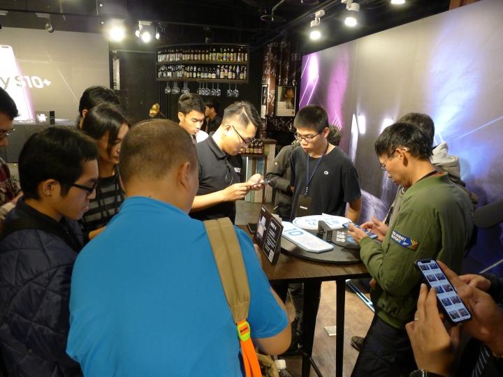十年磨一劍,Samsung Galaxy S10系列體驗會,展現真10力,試了你就知 - 59
