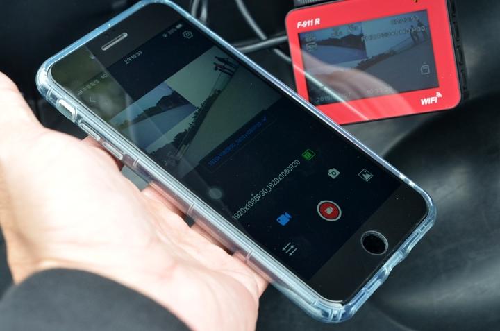 《 錄得清 LOOKING F911R WIFI GPS+ 機車行車記錄器》遇到凶神惡煞也不怕~我有錄影喔!