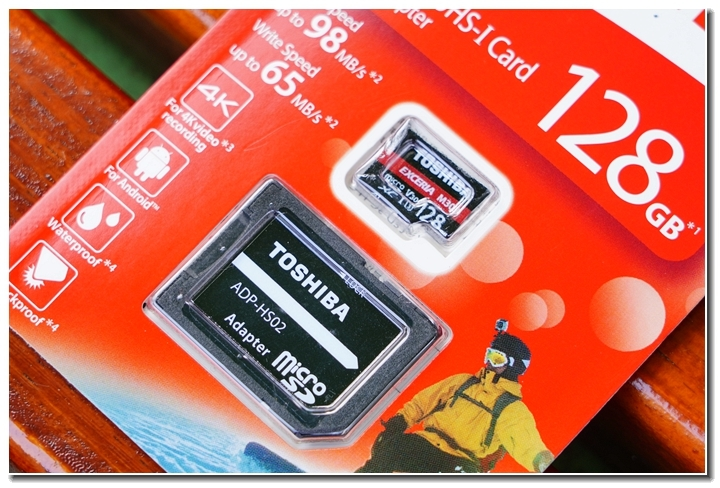 (推薦)TOSHIBA 東芝 系列記憶卡 迅速又可靠
