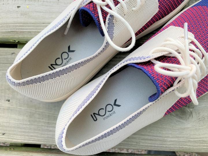 inooknit針織鞋  斑斕意象德比鞋 - 10