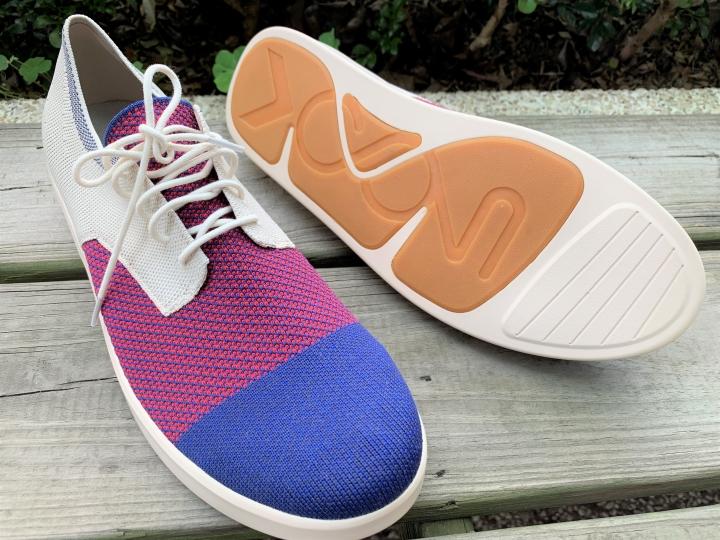 inooknit針織鞋  斑斕意象德比鞋 - 12