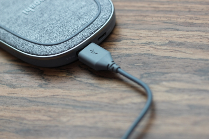 Moshi Porto Q 5K&Otto Q原來無線充電也可以很時尚