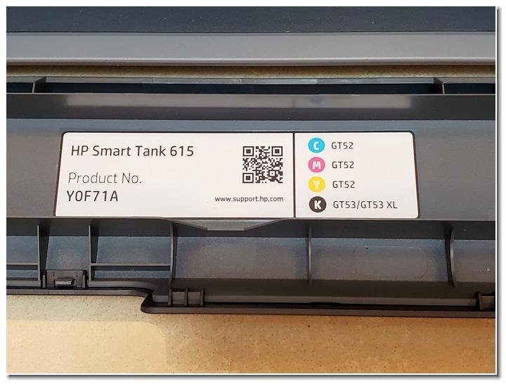 列印好幫手 HP Smart Tank 615 All-in-One 無線連續供墨多功能事務機 - 29