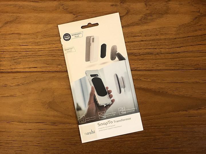 [開箱] Moshi SnapTo磁吸充電車架 讓無線充電就是這麼樸實無華且便利 - 16