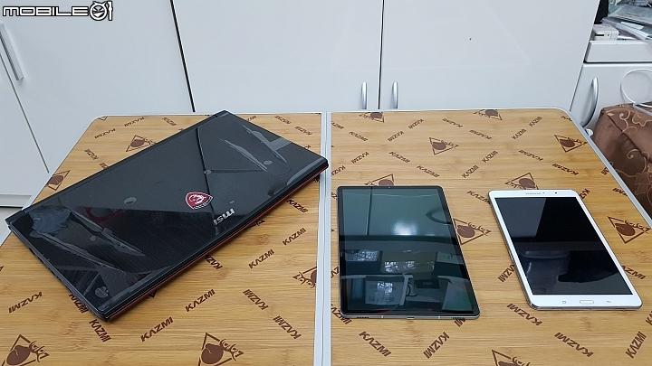 《Samsung Galaxy Tab S6》大叔使用心得 - 1